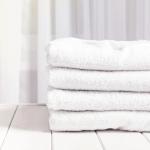Serviettes de bain fournies Appart hotel Capsule