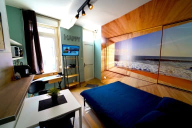 "Vue d'ensemble Appart Hotel ""Capsule Beach"" à Valenciennes"