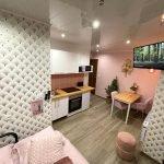 Studio meublé rose tout confort
