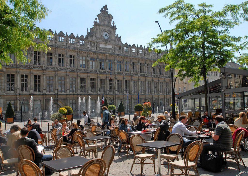 Centre ville de Valenciennes