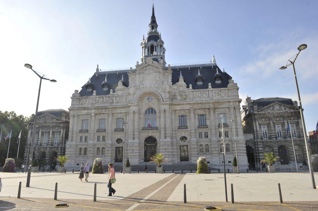 Hotel de ville Roubaix