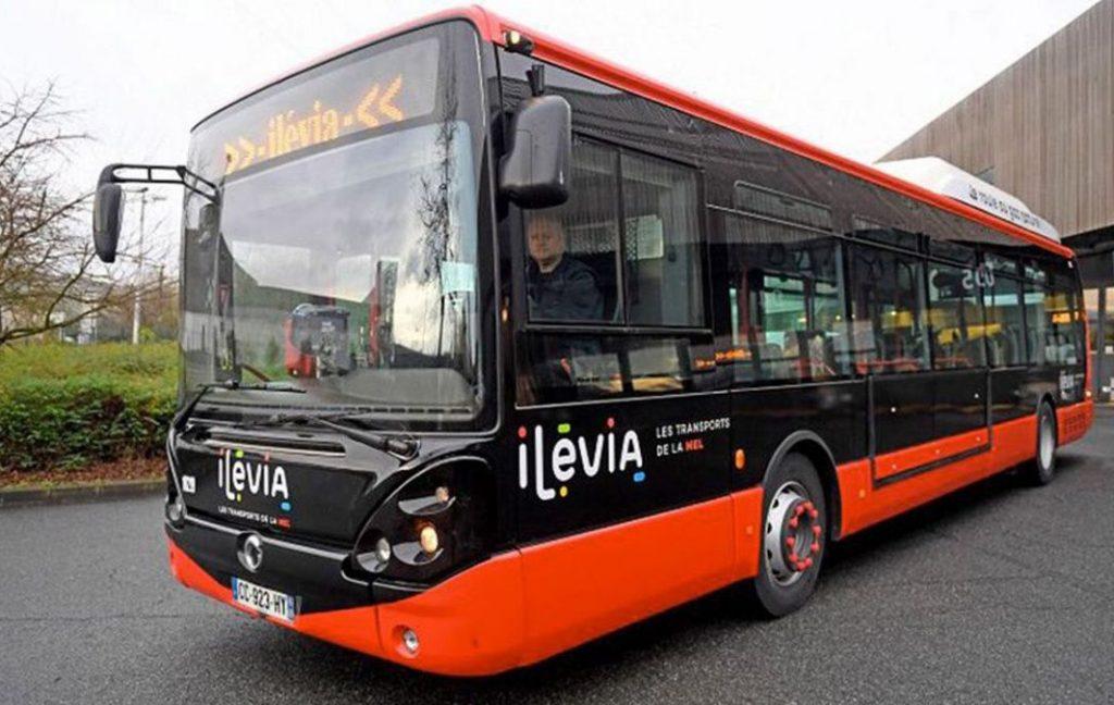 Bus Ilévia Roubaix